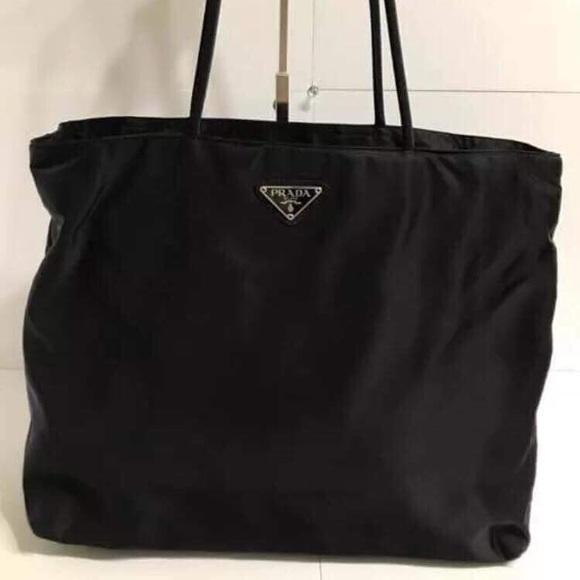 09c995c8817 Prada Bags | Authentic Nylon Tote Bag | Poshmark